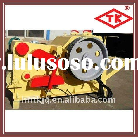 BX Drum Wood Chipper
