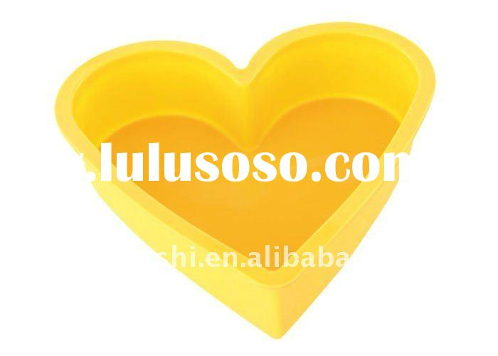 Hot Sell Silicone Cake Mould (JS-18011)