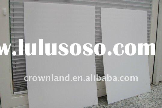 PP plastic sheets for posters