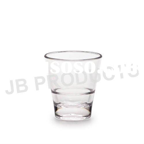 Plastic Rock Glass
