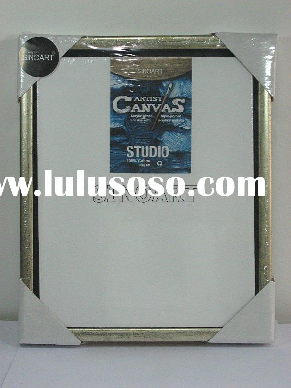 canvas set-Frame and stretched canvas set