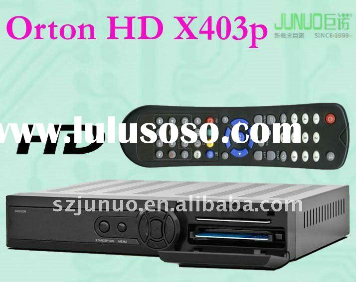 hd internet sharing receiver orton 403P from factory