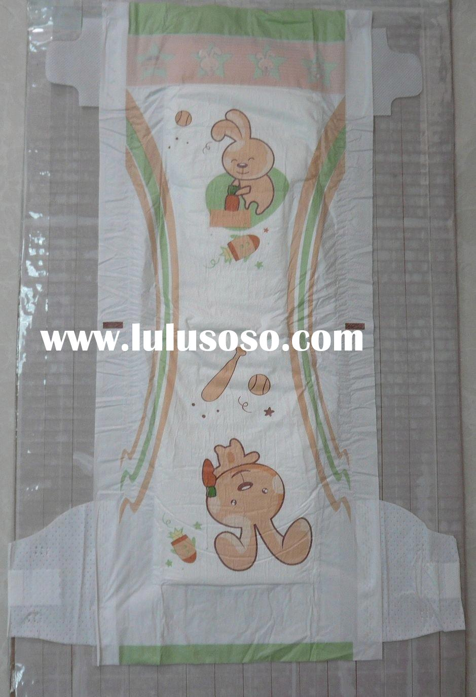 nappies and diapers CE & FDA approved