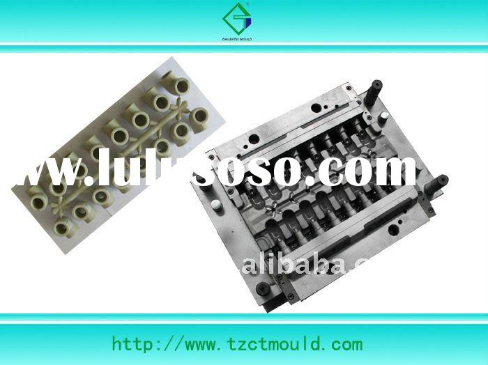plastic ppr pipe fitting mould
