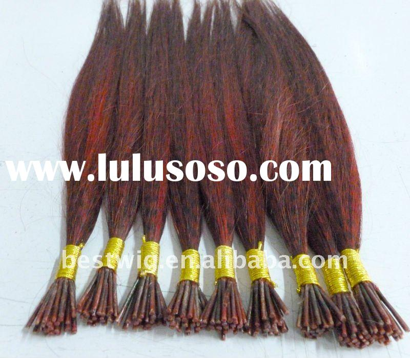 2011 hair trends Stick Tip Human Hair Extensions