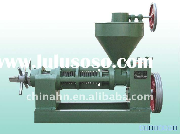 2011 hot sale small cood 6YL-95 vegetables oil press machine