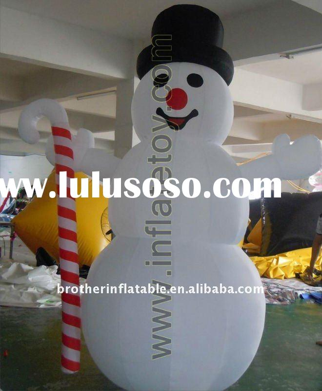 2011 inflatable christmas snowman for sale
