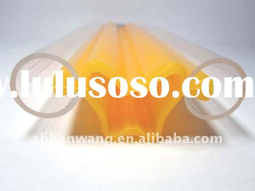 2011 new silicone DIY small butterfly tube soap molds