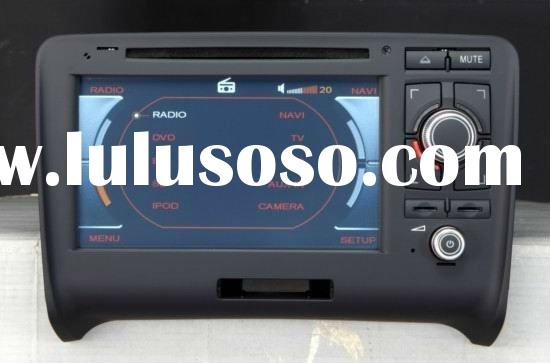 Audi TT car dvd player with gps navigation stereo system auto radio headunit (Enco-TT01)