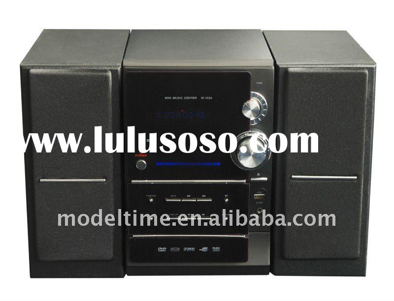 DVD Hifi System DVD Combo System with PLL Radio USB SD