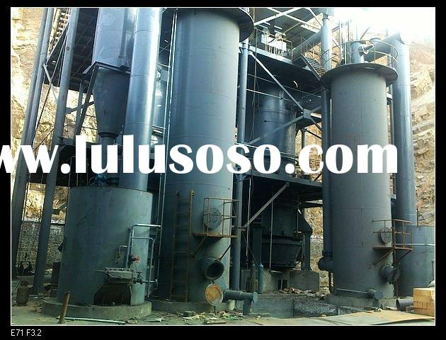 Double stage coal gasifier---on hot sale