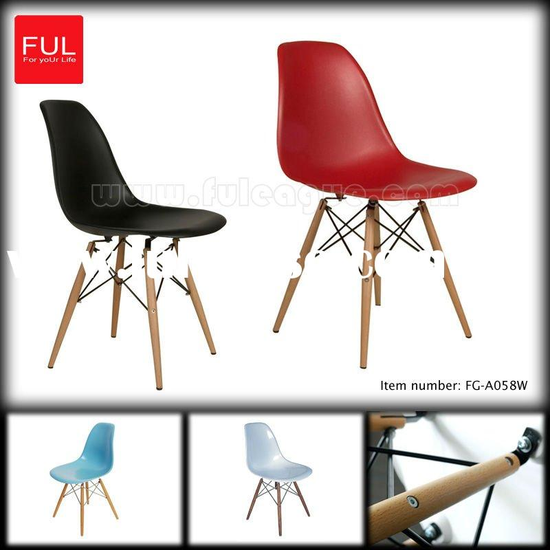 Modern Plastic Chair Best Price FG-A058W