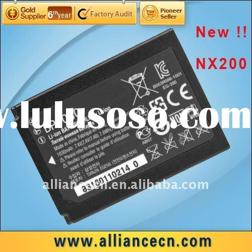 New Digital Camera Batteries for Samsung BP1030 NX200