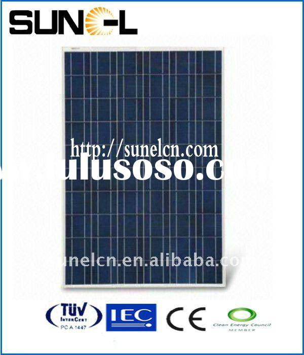 New Energy  Solar Panel ( SNM-P240W-24) In 2011