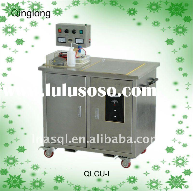 QLCU-I UPS  high speed etching marking machine for large bearings marking