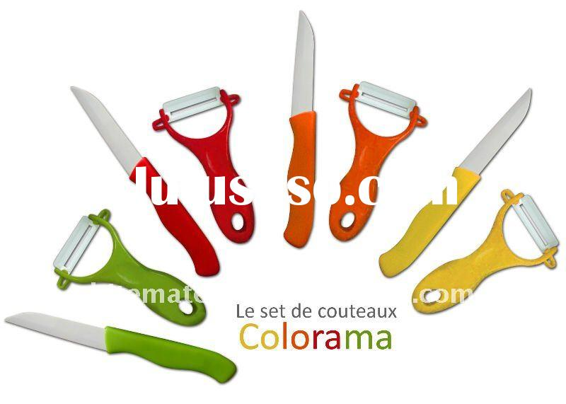 Top Selling Ceramic Knife Set