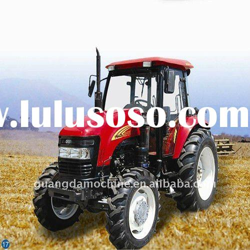 hot sale 100HP 4WD wheel tractor for farm use