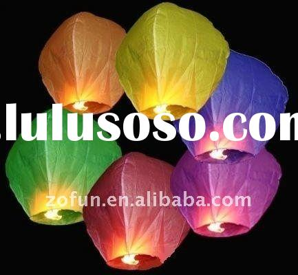 2011 best fashion Sky Lantern