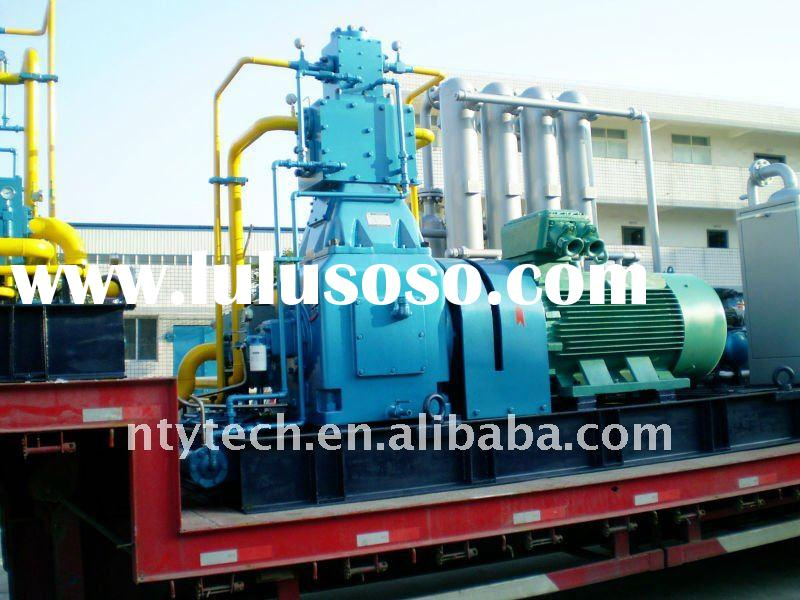 Biogas Booster Compressor Used For Methane Cylinder Filling Station