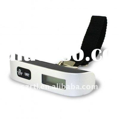 Digital luggage scale 50kgs Temperature display