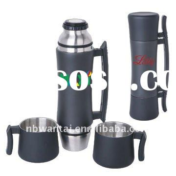 HS-1542 Vacuum Flask With Double Cup
