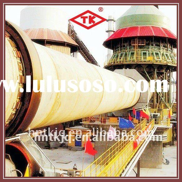 Rotary kiln with ISO9001 Certificate
