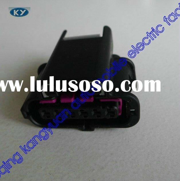 VW and audi 6 way female waterproof housing connector