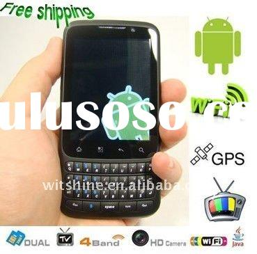 Cheap Cell Phones F606 Android 2.2 Mobile Phone with  2.2 Cell Phone with  GPS  TV Wifi