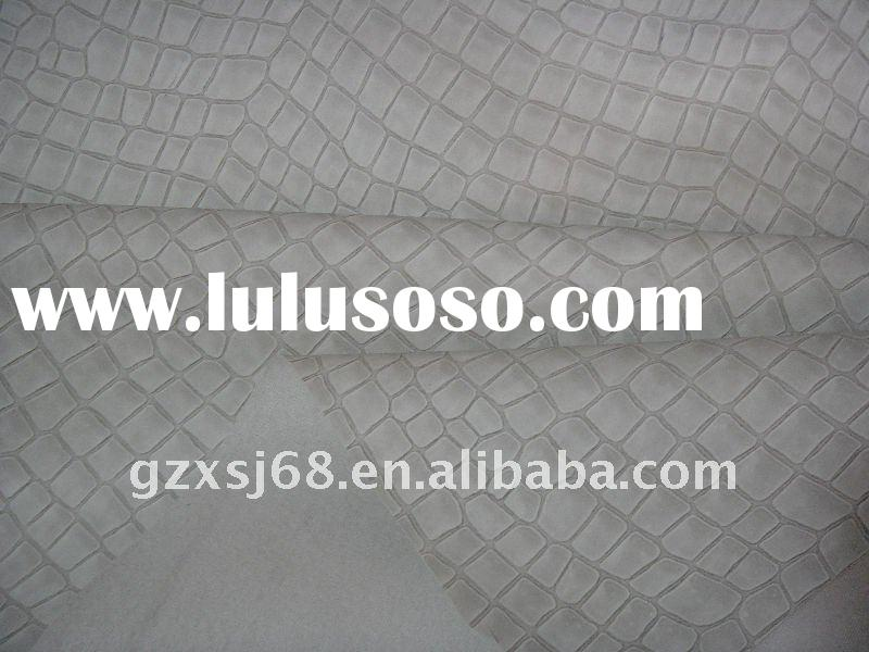 D1133 Stone Patterns Semi-PU Leather for bags