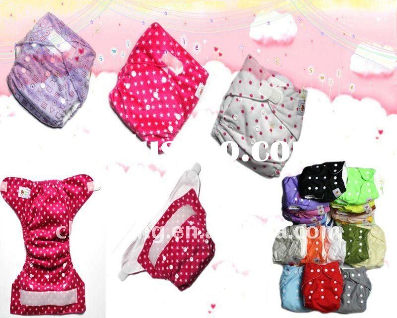 Fashion Baby Cloth Diaper Disposable Baby Diaper
