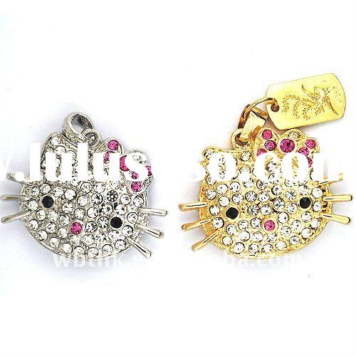 Holle Kity Jewelry-shaped USB Flash Drive