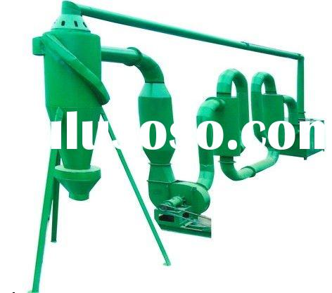 Hot air type small sawdust dryer