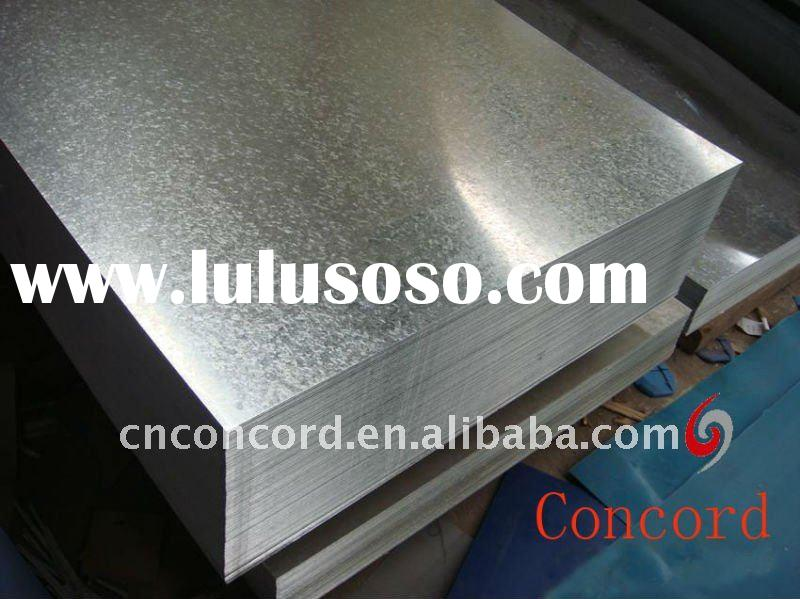 Hot-dipped Z275  galvanized steel sheet