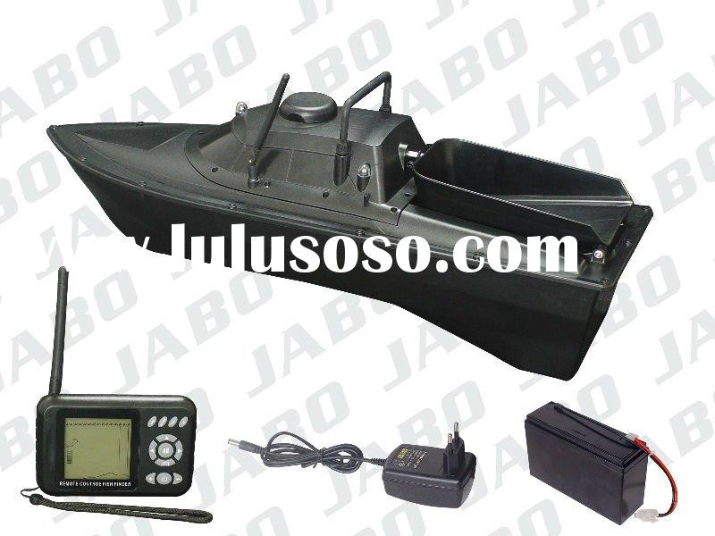 JABO-1BS Remote Control Bait Boat(fish finder)