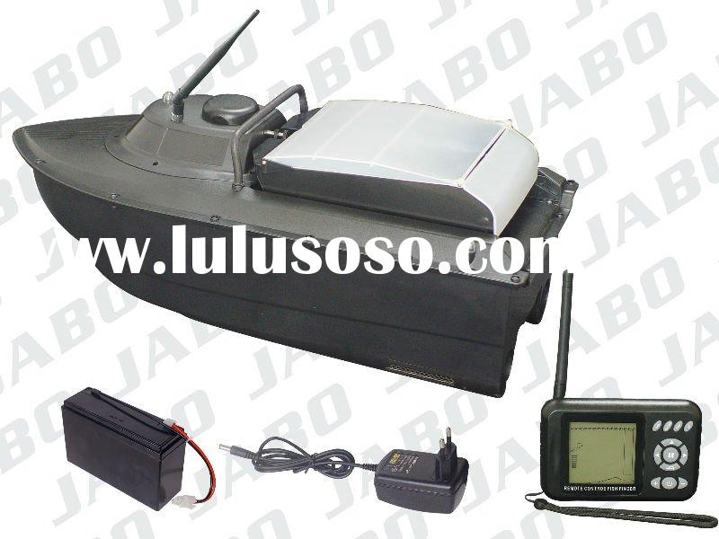 Jabo-2D Remote Control Bait Boat(fish finder)