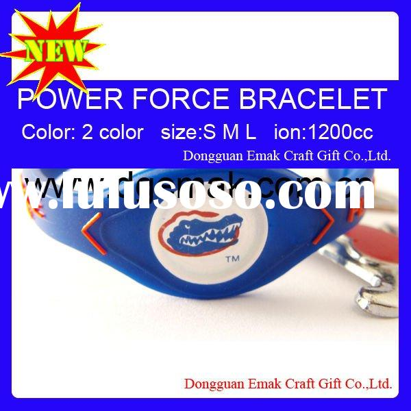 Power Force Silicone College Team Band,FLORIDA-GATORS