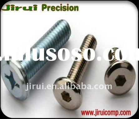 Stainless steel sokect cap head machine screw