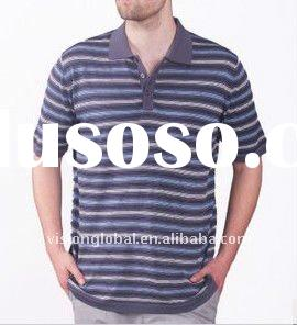 man's lyocell polo shirts tencel spandex