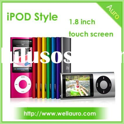 "2.0"" mp4 player with Touch Wheel and Camera"