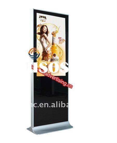46 Inch Floor-Standing LCD Advertising Player with Touch Screen