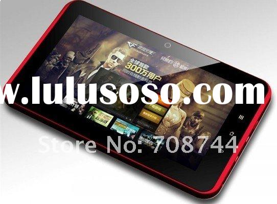 7 inch C71  ZT280 Android 2.3 Cortex A9 Capacitive touch screen 512M 4GB Tablet PC
