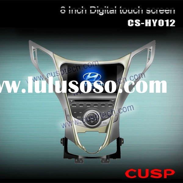 CAR DVD PLAYER WITH GPS FOR HYUNDAI AZERA 2012