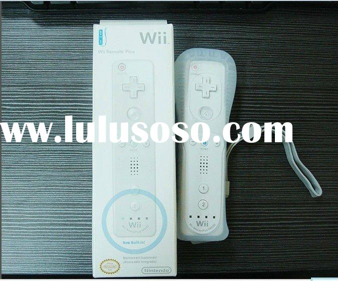 Wii Remote Built In Motion Plus