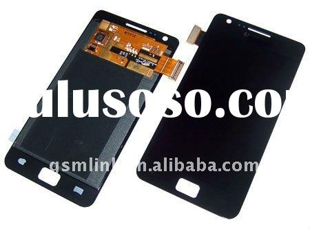 cell phone lcd screen display with touch complete for Samsung i9100 Galaxy 2 lcd display