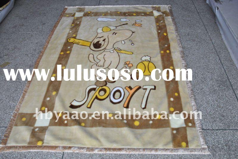 children mink blanket (150*200cm)