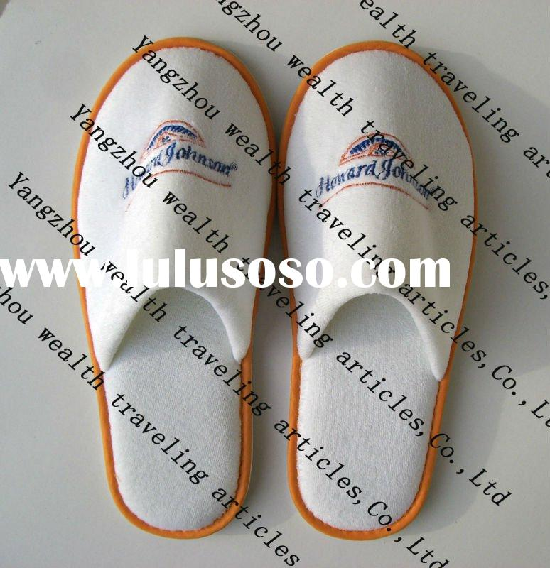 high quality and inexpensive hotel slippers