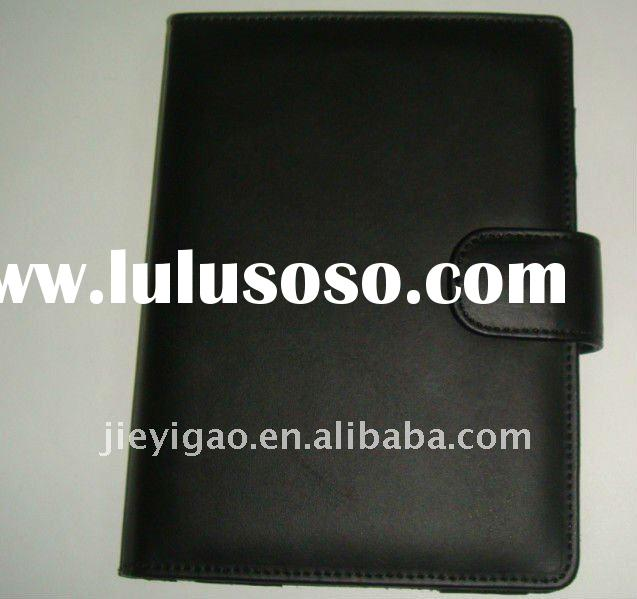 the PU material new design fashion style protect case for Kindle 4