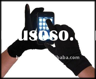 3 touch fabric  touch gloves for iphone