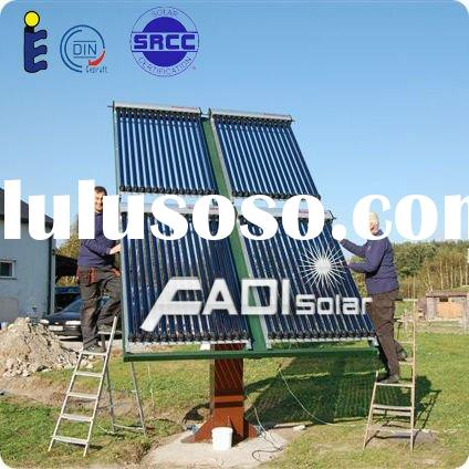 Fadi EN12975 And SRCC Certificated Exquisite Solar Collector (45Tube)