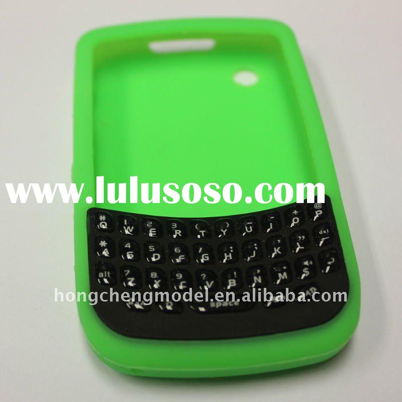 Hot sell keypad silicone case for blackberry curve 8520